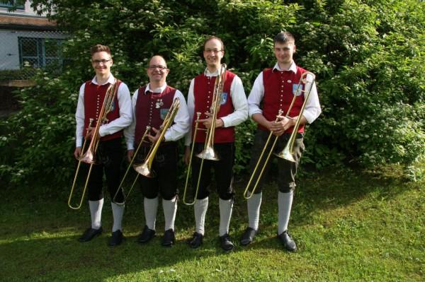 Musikverein Batzenhofen Posaunen