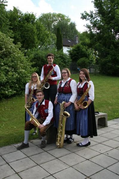Musikverein-Batzenhofen_Saxophone