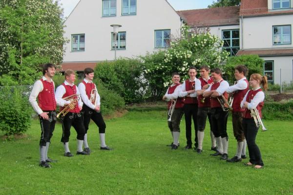 Musikverein Batzenhofen Trompete Flügelhorn