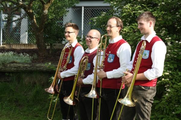 Musikverein Batzenhofen Posaune