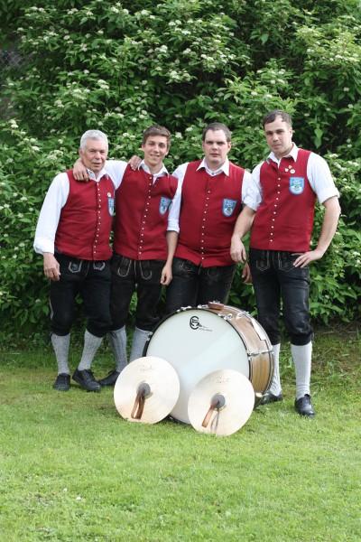 Musikverein Batzenhofen Schlagzeug
