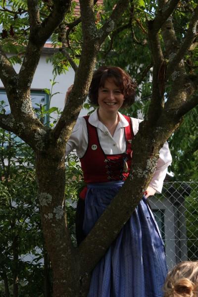Musikverein Batzenhofen Silvia Gründler
