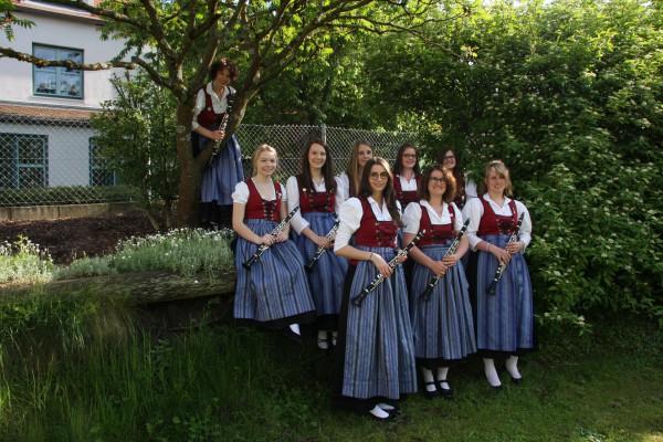 Klarinetten Musikverein Batzenhofen