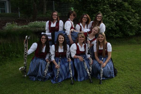 Musikverein Batzenhofen Klarinette