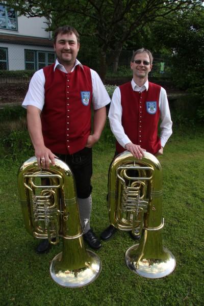 Musikverein Batzenhofen Tuba