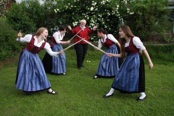 Die Querflöten des Musikvereins Batzenhofen
