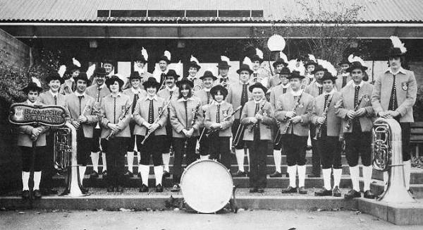 Musikverein Batzenhofen 1981